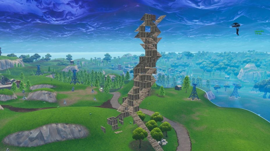 This Simple Fortnite Trick Will Help You Move Much Faster