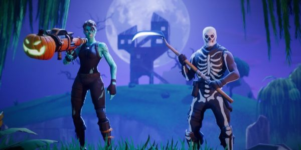 Fortnite Halloween event
