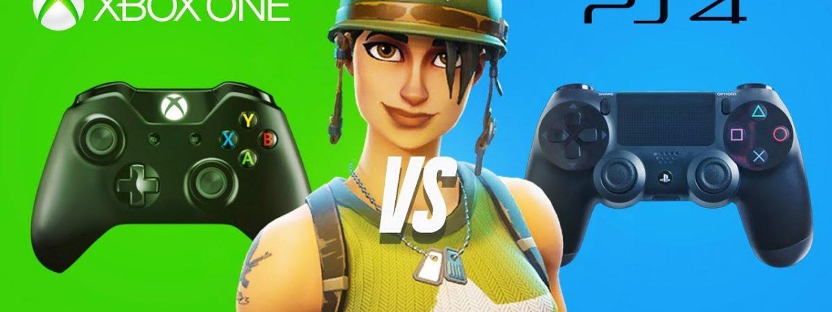 PlayStation-Xbox Cross-Play