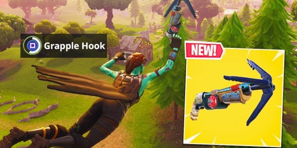Upcoming Fortnite Battle Royale Item Has Been Revealed