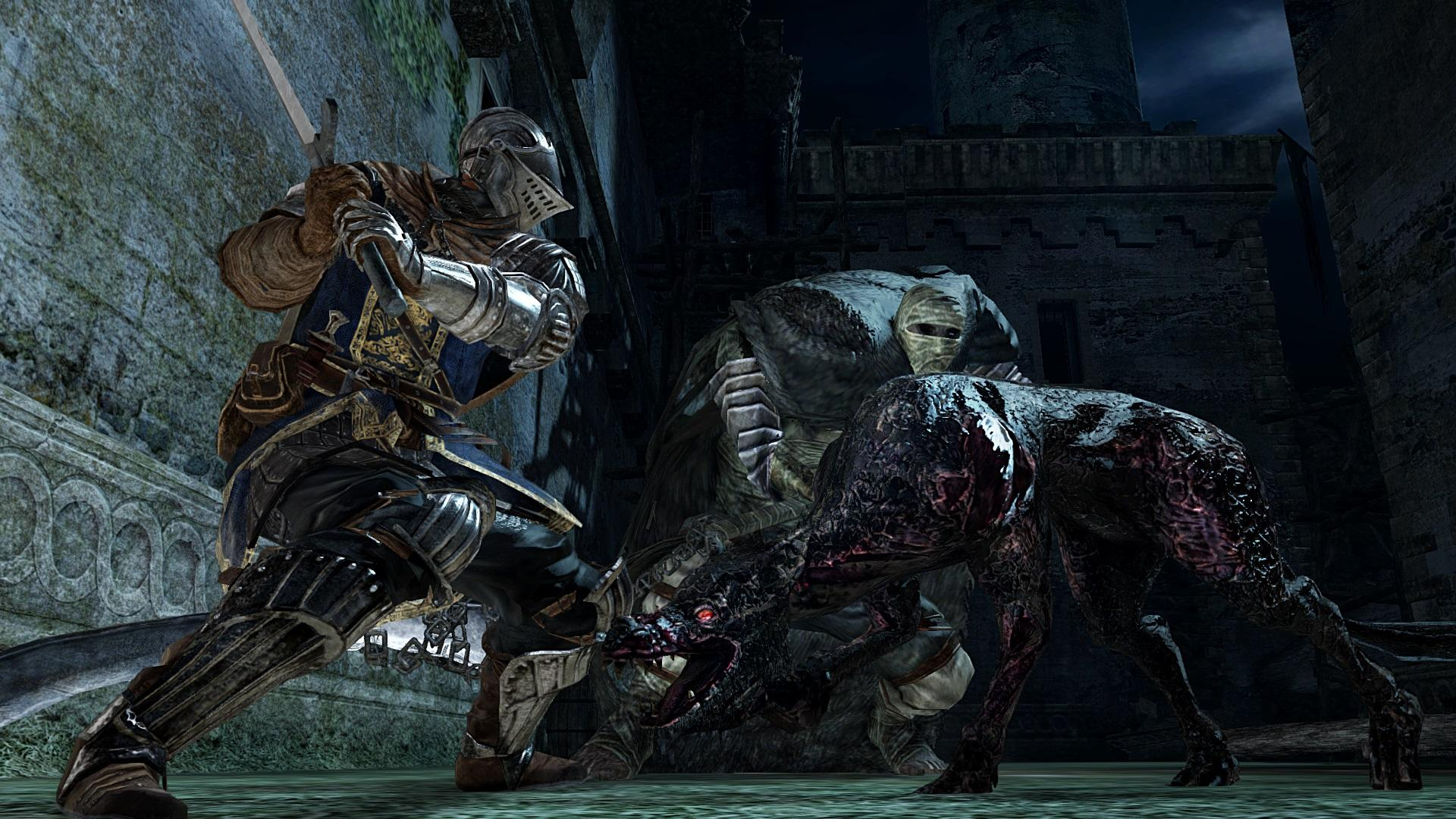 The Trend of 'No Enemy' Game Mods Includes Dark Souls, Mirror's Edge