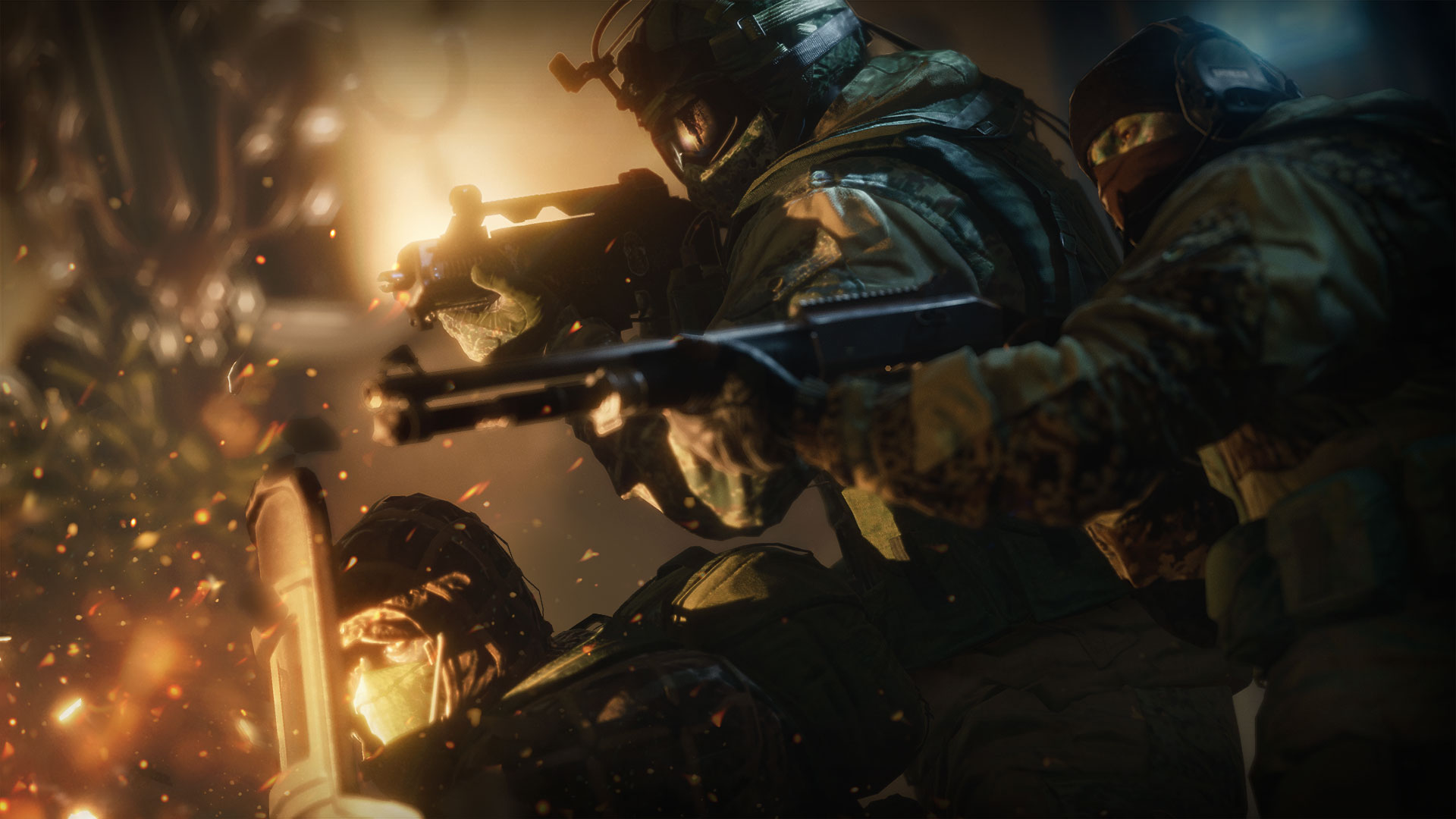 Twitch Prime Members Can Claim Exclusive Rainbow Six Siege Items