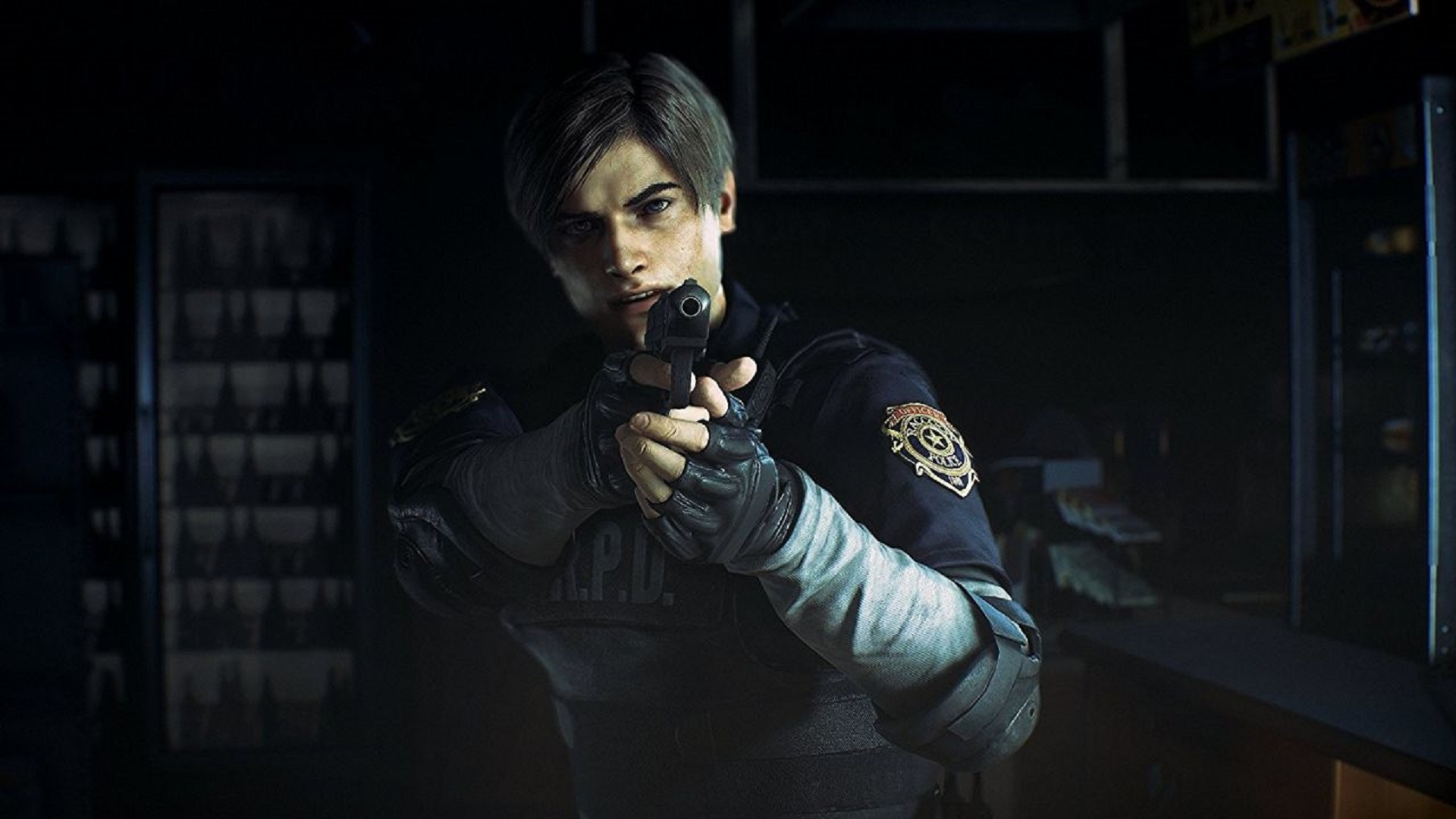 A Leaked Resident Evil 2 Remake Image Gives Fans Their First Clear