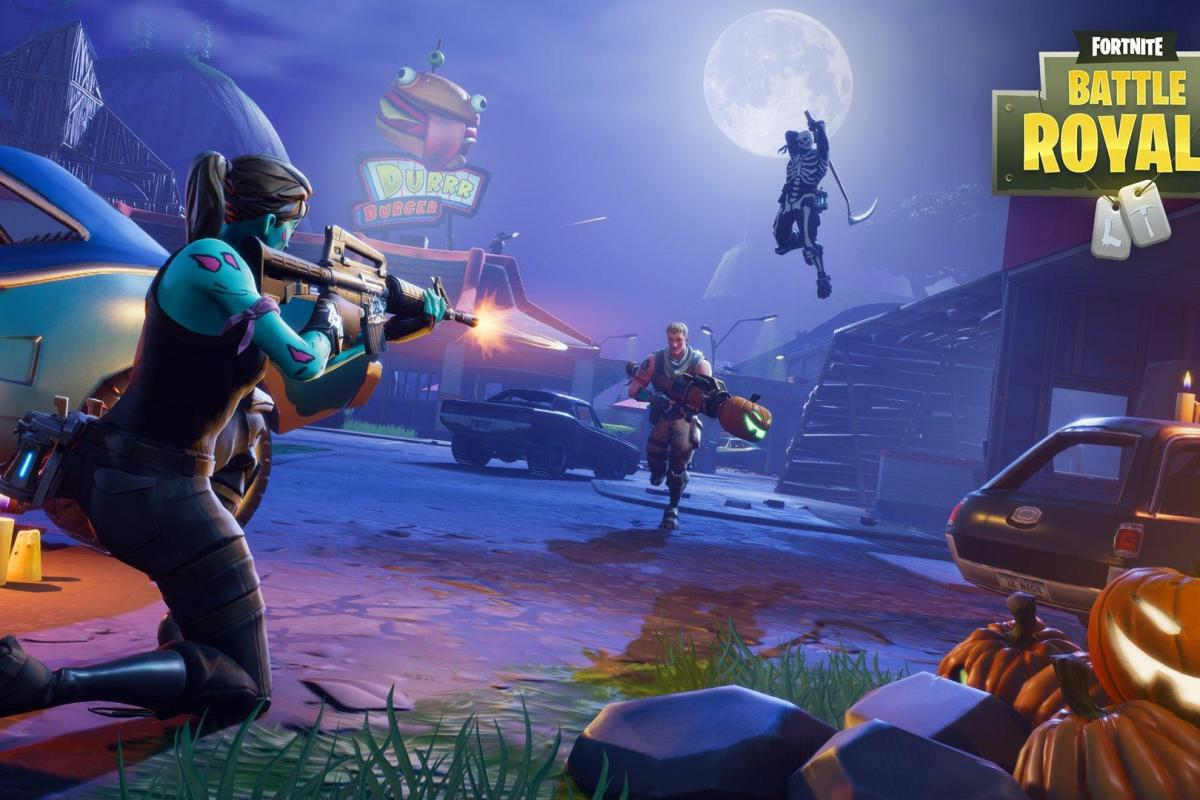 Fortnite Halloween Event 2018
