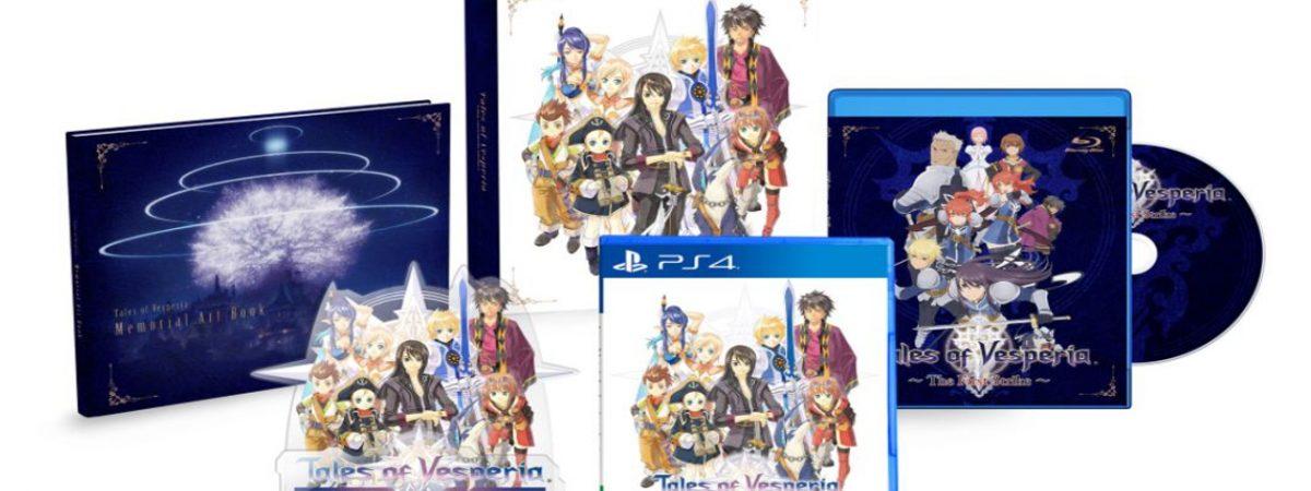 Tales of Vesperia PS4