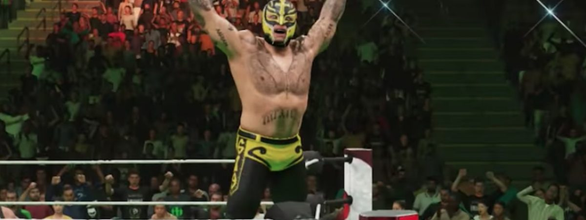 wwe 2k19 release rey mysterio attending launch event