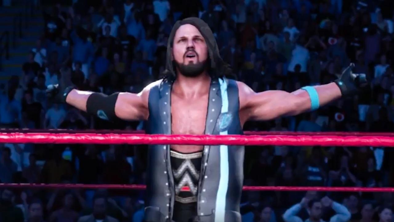 WWE 2K19 Roster Reveal Part 2 Includes AJ Styles, Daniel
