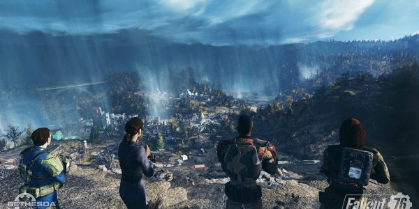 New Fallout 76 Gameplay Footage Will be Released on October 8th