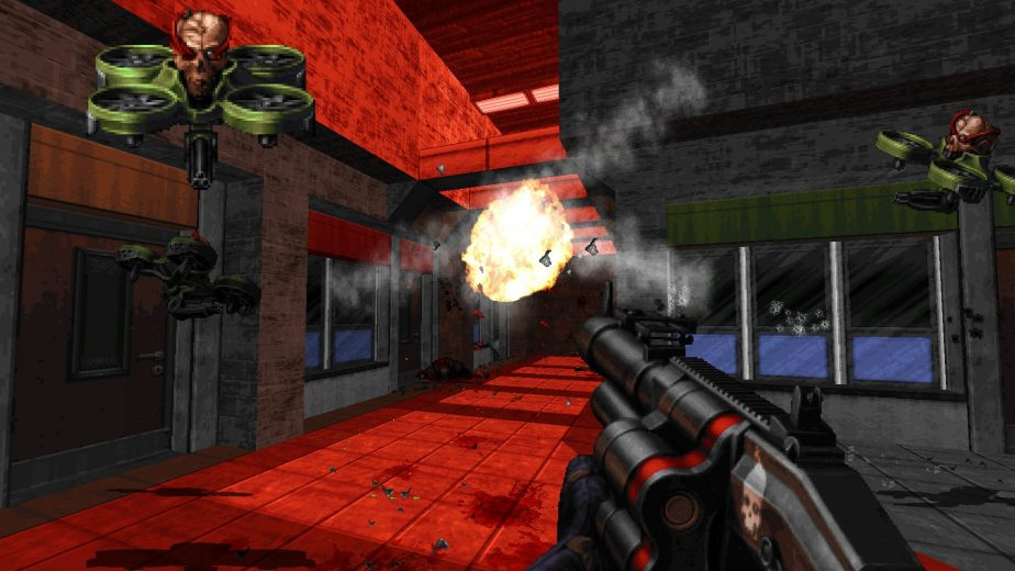 Ion Maiden Screenshot
