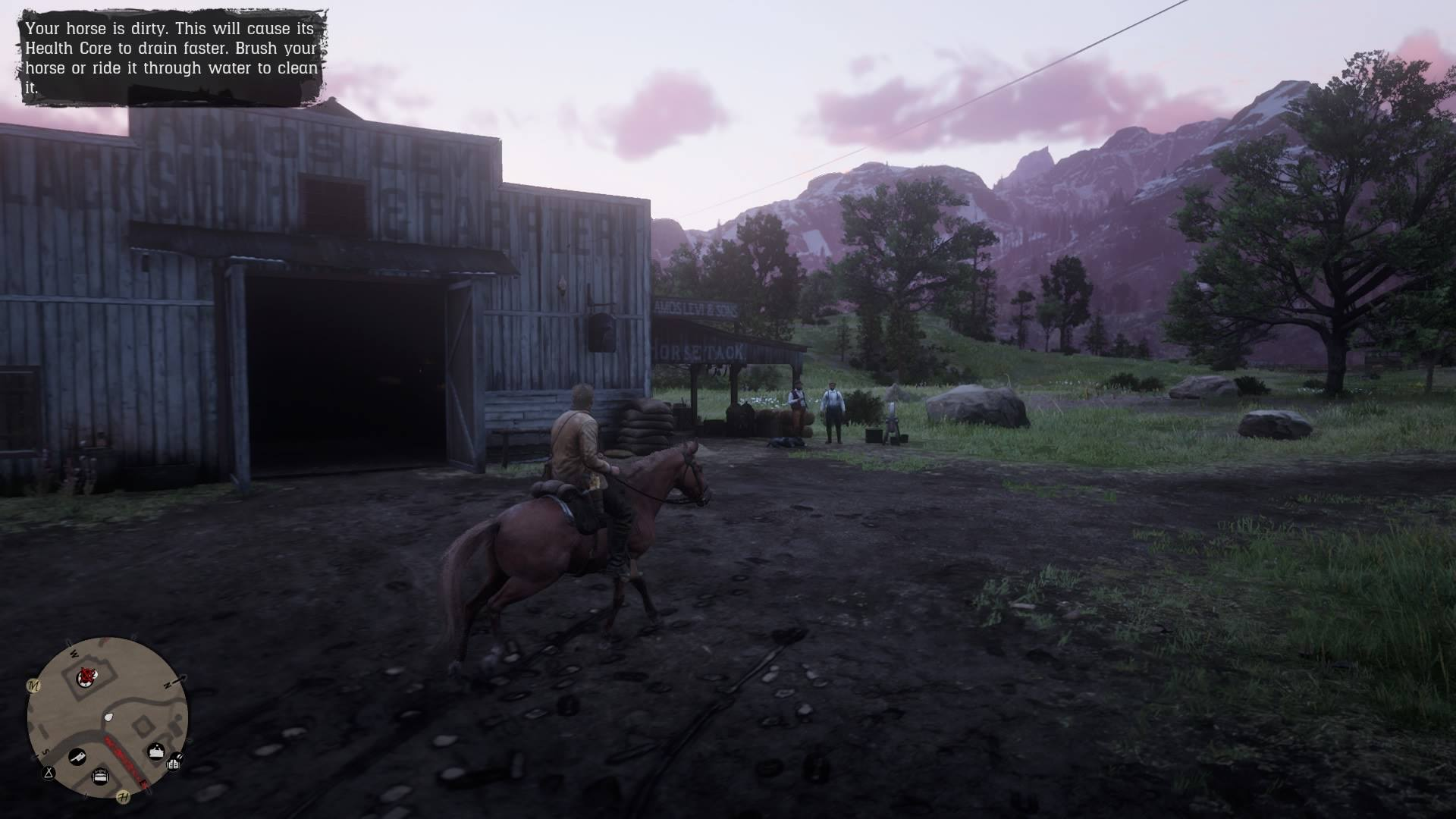 Red Dead Redemption 2 How To Name Your Horse In Rdr2