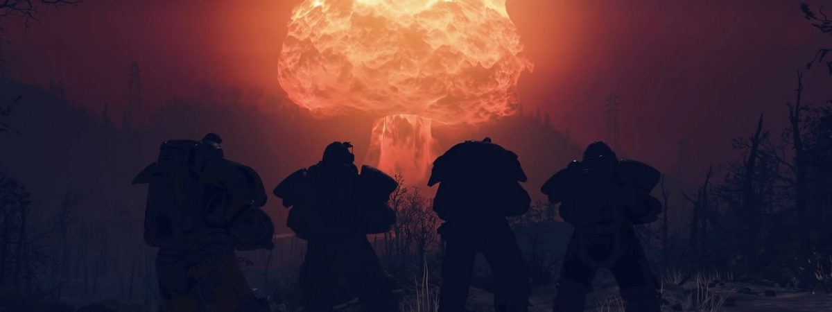 A New Fallout 76 Bug Causes the PC Beta to Delete Itself