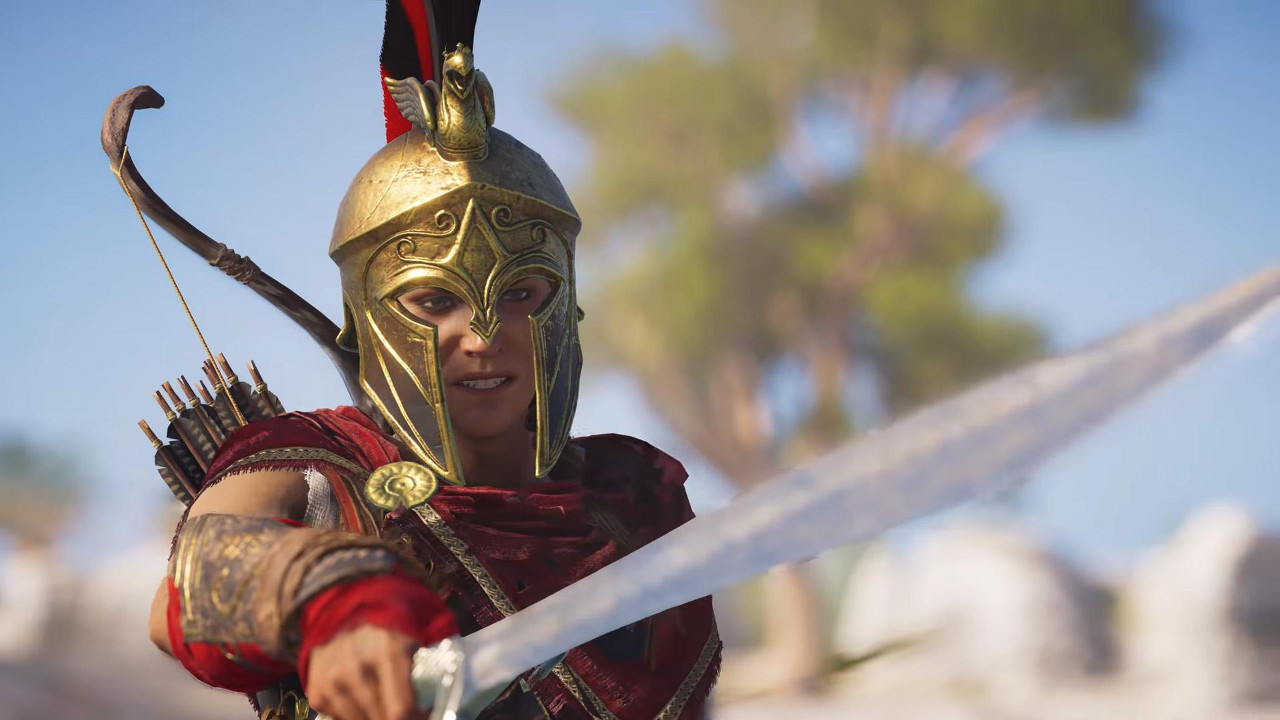 AC Odyssey Chapters