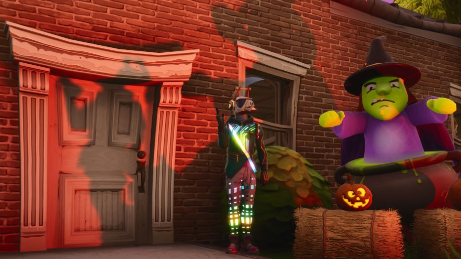 You will have to ring doorbells to complete the week 4 Fortnite challenge