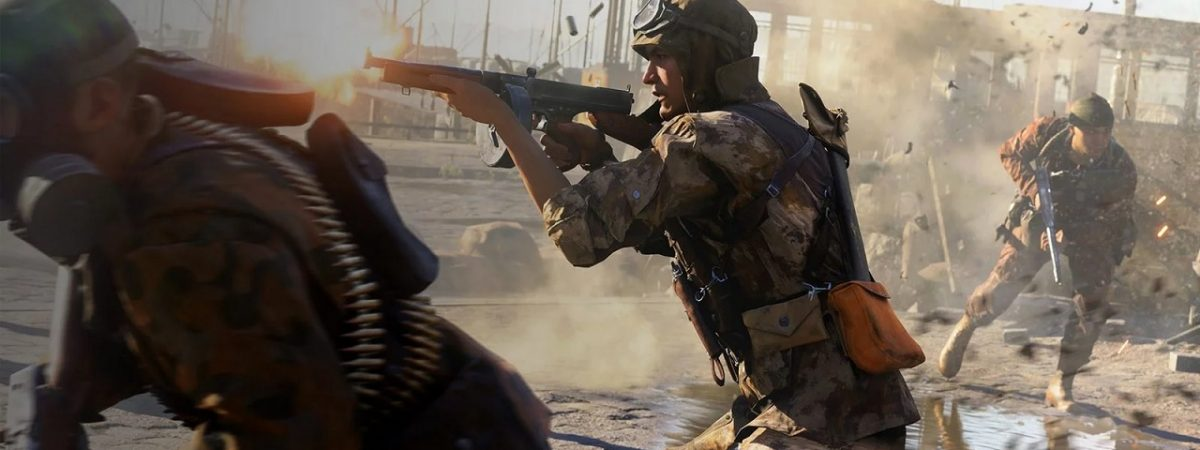 Battlefield 5 Gunplay is Being Tweaked After the Open Beta