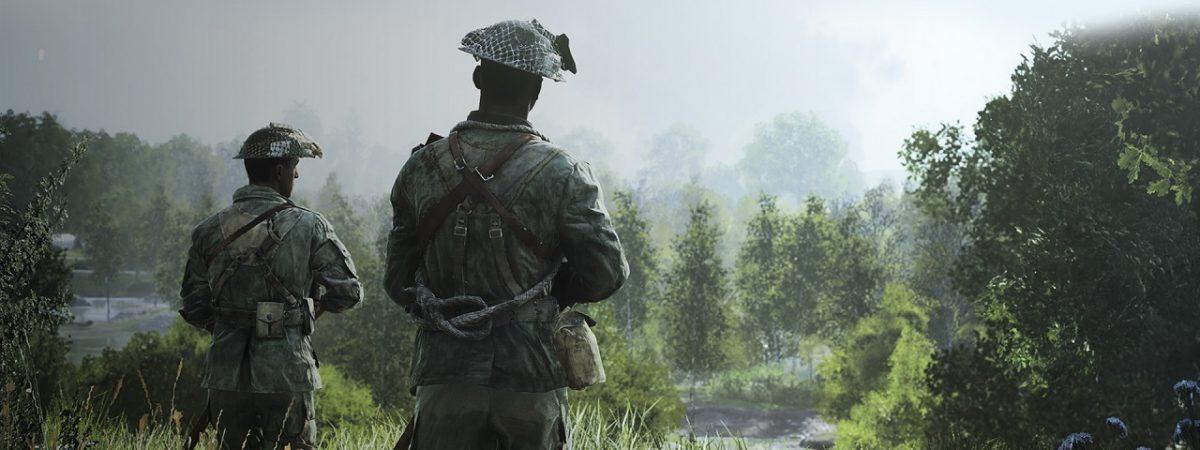 Battlefield 5 Tides of War Schedule
