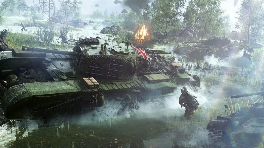 Battlefield 5 Vehicles Are Divided into 3 Categories