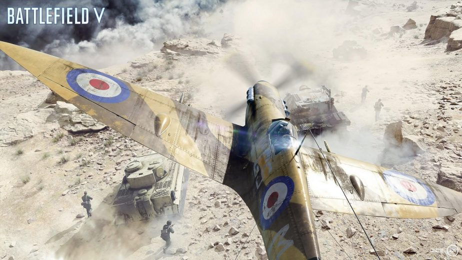Battlefield 5 Will Feature 10 Different Aircraft at Launch