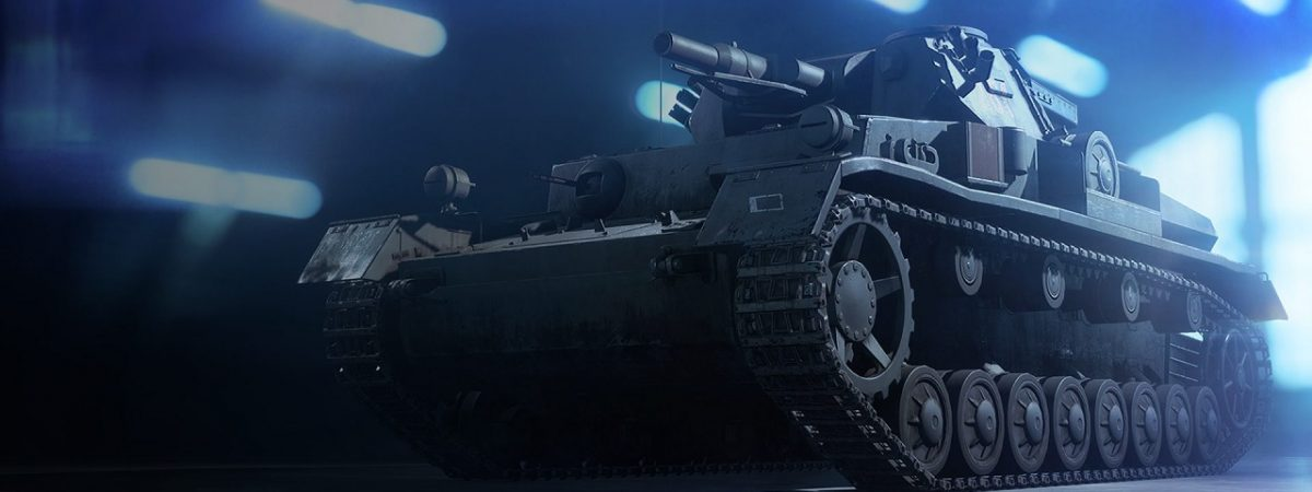 Battlefield 5 Will Feature Vehicle Specialisations