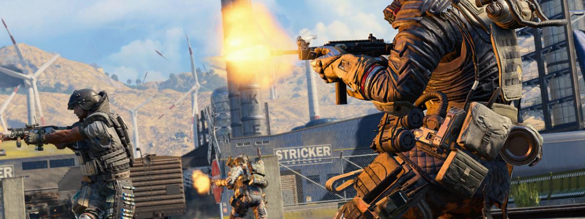 How to unlock call of duty black ops 4 dark matter camo gun skin