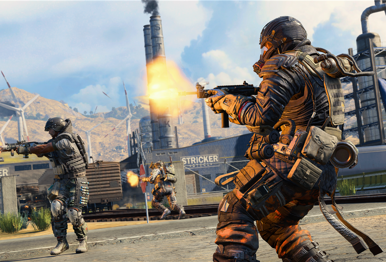 Black Ops 4 Operator Mods: How to Equip and Use Operator Mods BO4