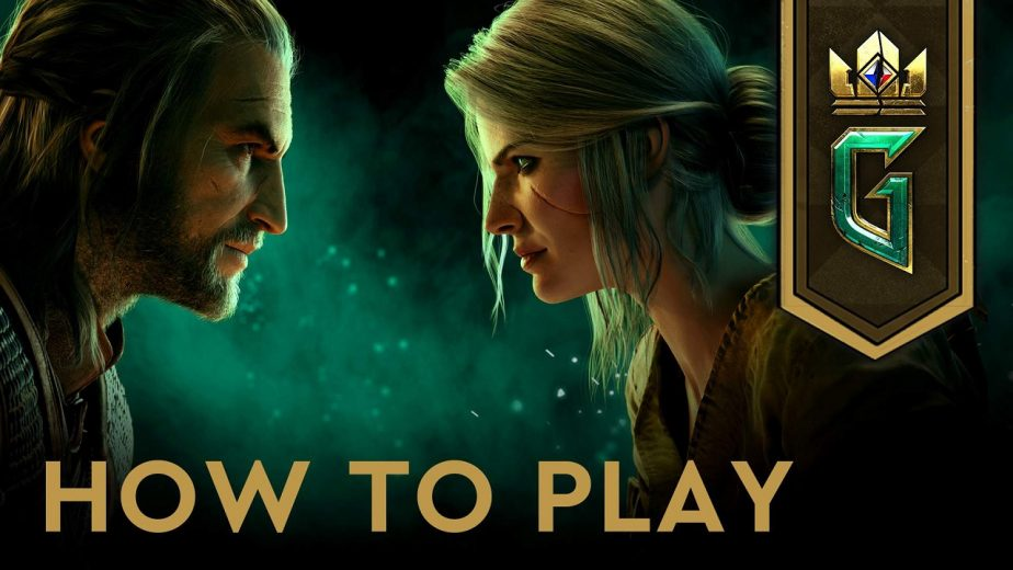 CD Projekt Red Releases How to Play Gwent Video