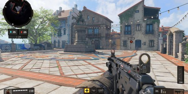 "Call of Duty: Black Ops 4: ""Seaside"" is one of the game's best maps."