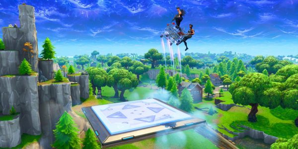 Fortnite Developer Explains Why Bounce Pads Were Vaulted