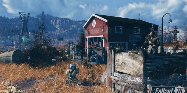 How Blueprints And Public Workshops Work In Fallout 76