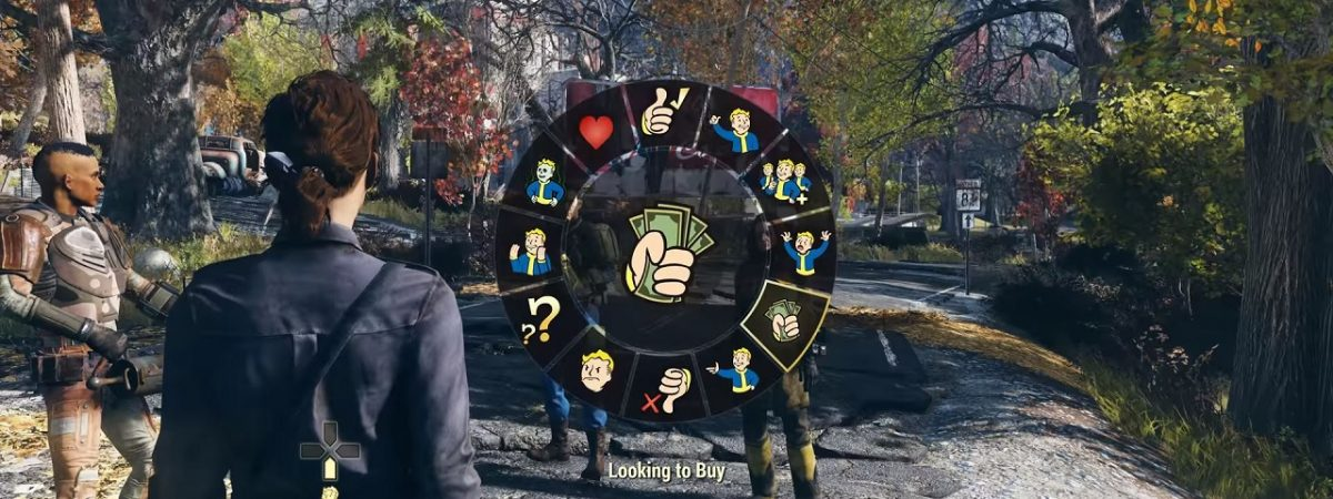 Fallout 76 Microtransactions Won't be Pay to Win