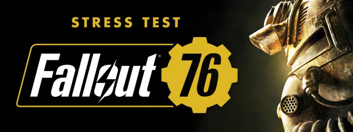 Fallout 76 Stress Test Will Run Ahead of the Fallout 76 Beta