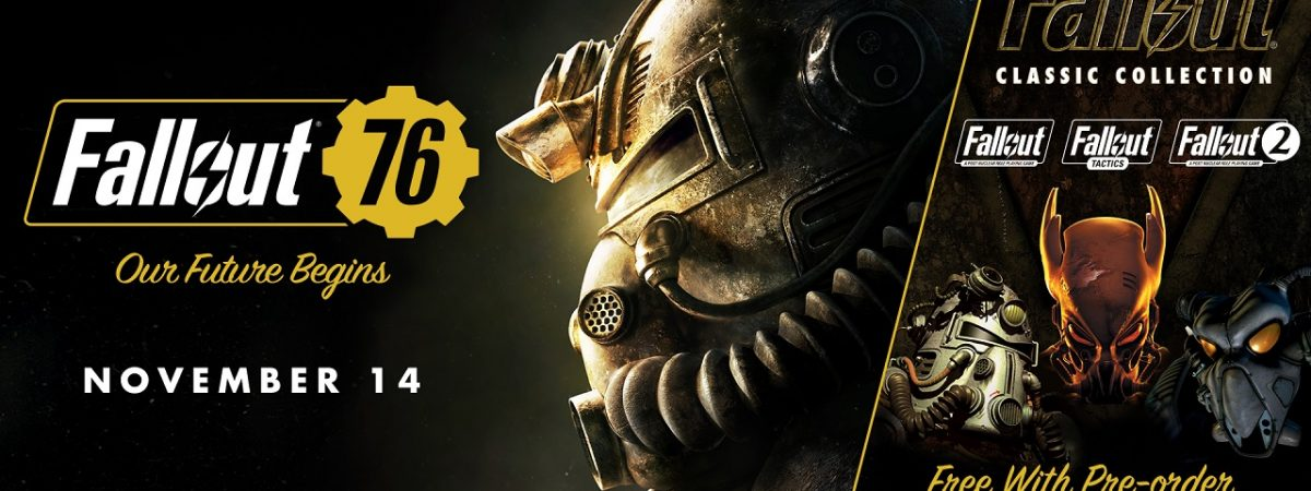 Fallout Pre-Order on PC Now Includes Fallout Classic Collection for Free