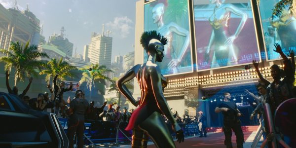 Fans Are Speculating That Lady Gaga Could be in the Cyberpunk 2077 Soundtrack