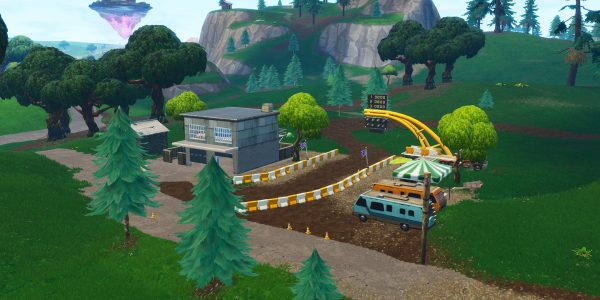 Latest Fortnite Patch Has Brought Map Changes