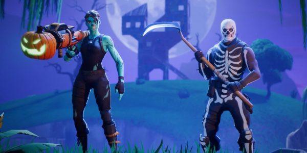 Rare Halloween Skins Fortnite.Skull Trooper And Other Fortnite Halloween Skins Leak Online