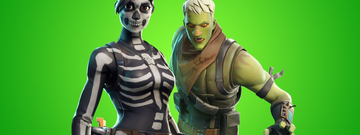 More Fortnite Halloween Skins are coming to the game