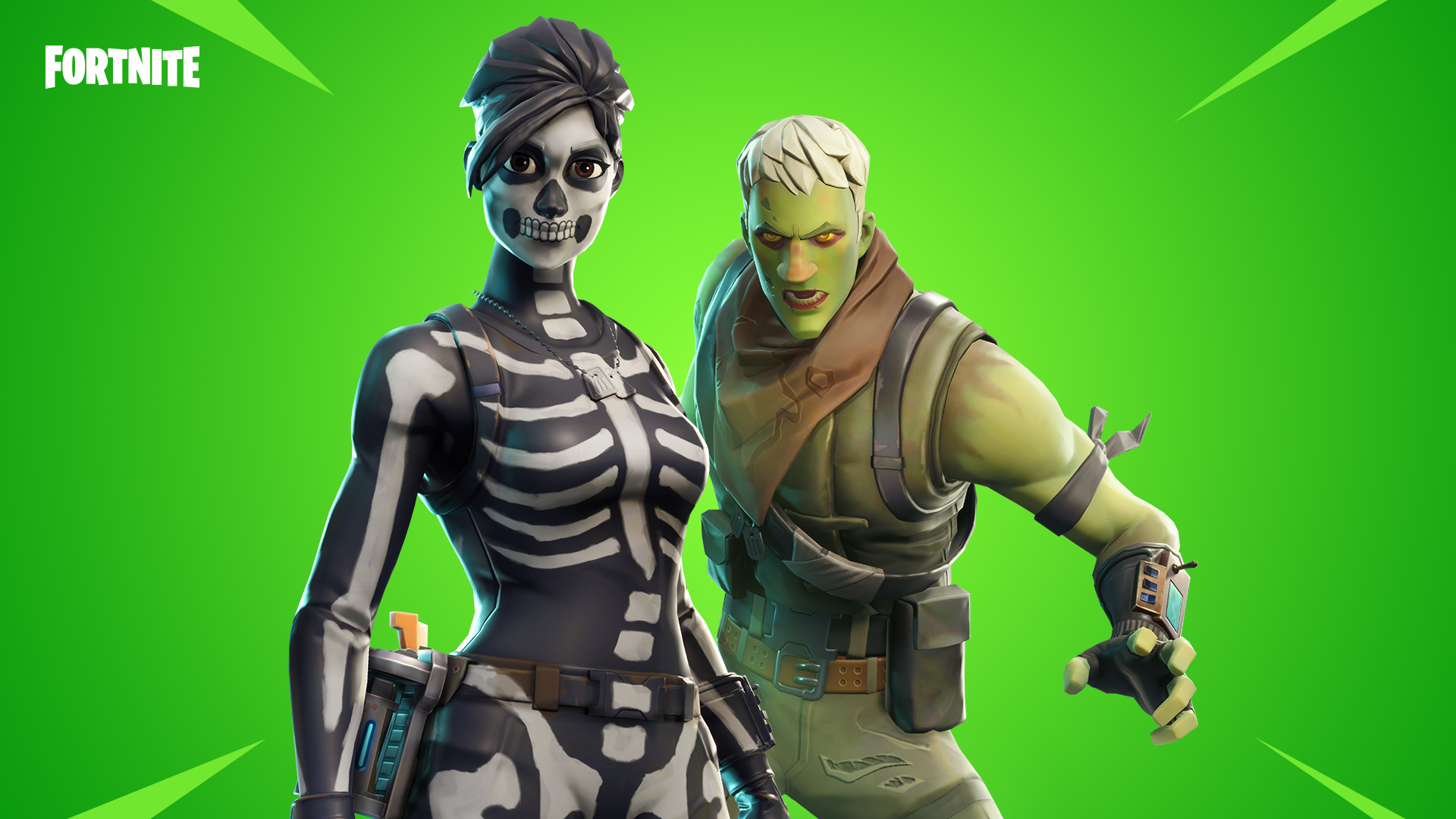 New Fortnite Halloween Skins Are Coming To The Game