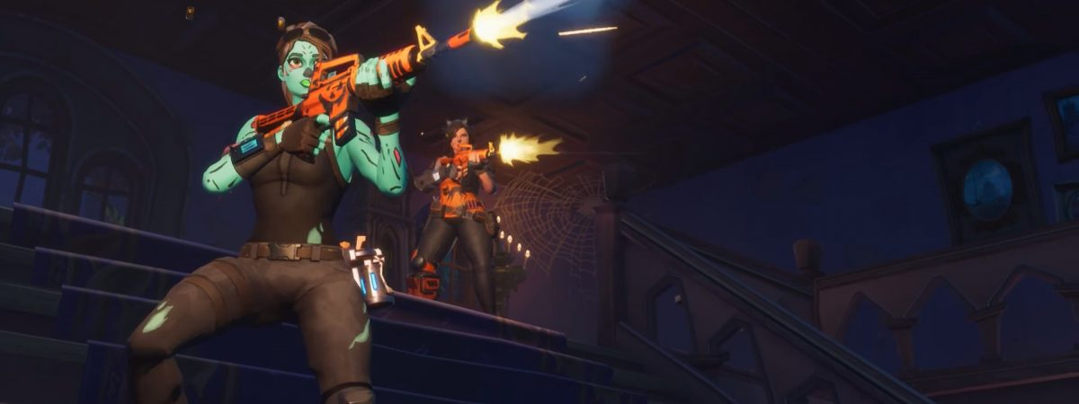 The first part of Fortnitemares challenges is out