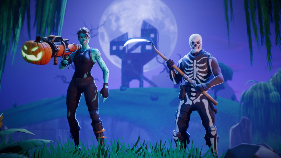 The release date of the Fortnitemares event has been leaked