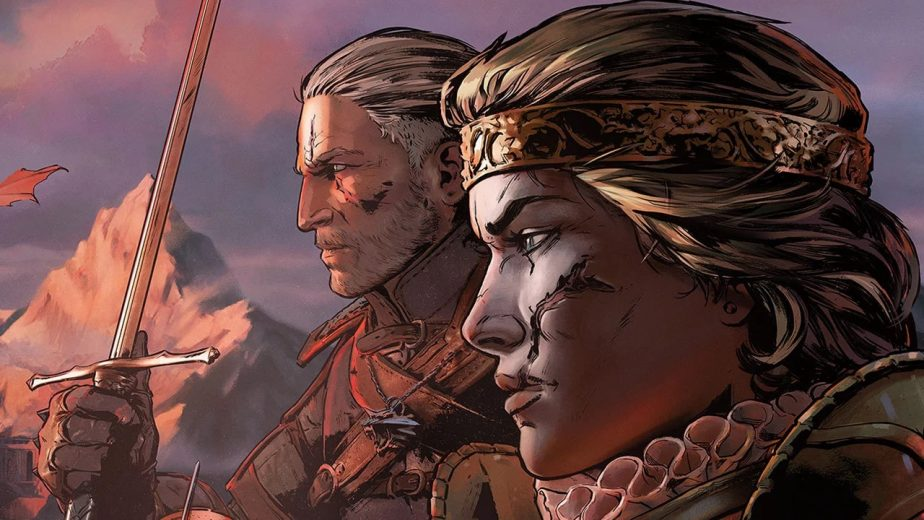 Geralt of Rivia is Known to Play a Role in Thronebreaker