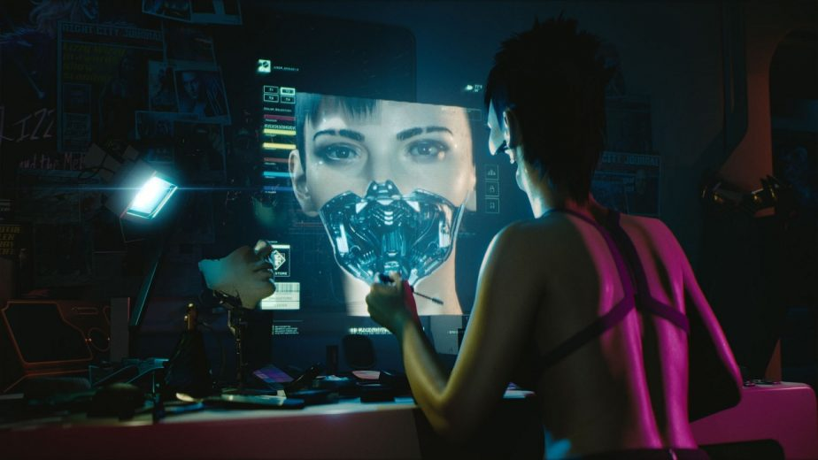 It's Possible That Lady Gaga is One of the Collaborating Musicians for the Cyberpunk 2077 Soundtrack