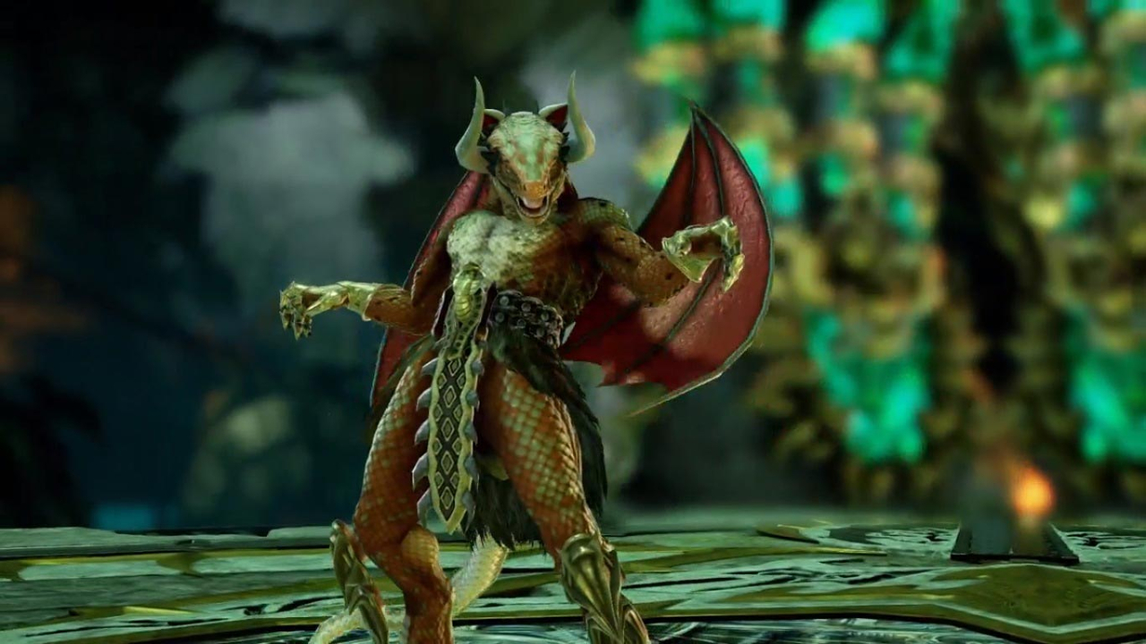 SoulCalibur 6 Players Are Giving Lizardman a Massive Dong to