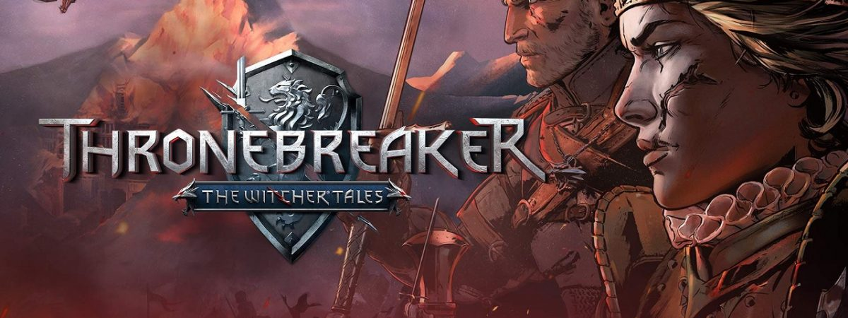 Meve is the Protagonist of Thronebreaker the Witcher Tales