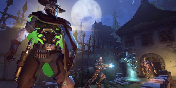 Overwatch's Halloween Terror Event