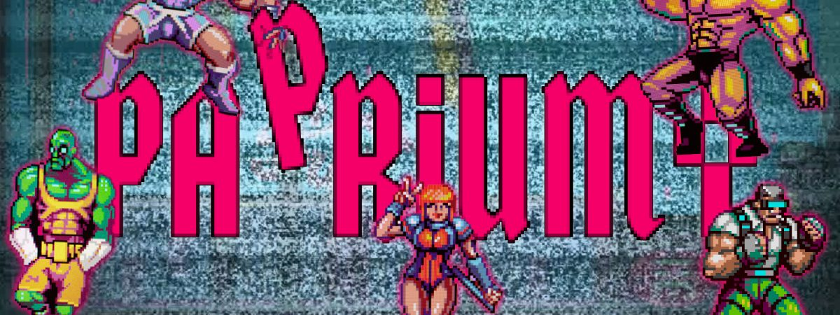 Paprium Sega Mega Drive Genesis release date
