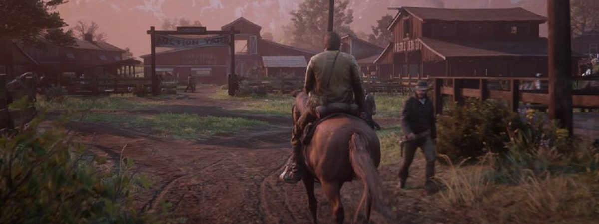 Red Dead Redemption 2: How to Name Your Horse in RDR2