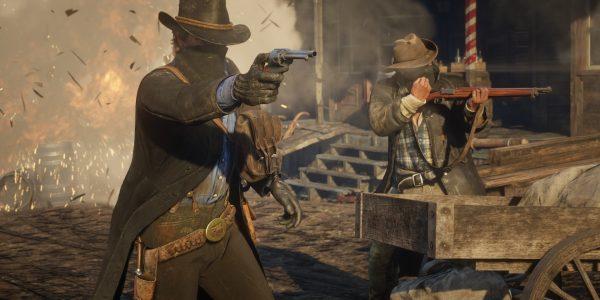'Red Dead Redemption II' gameplay trailer part 2