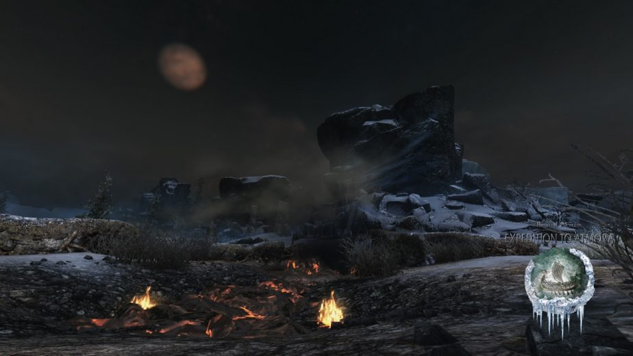 The Beyond Skyrim Atmora Mod May be Nearing Completion