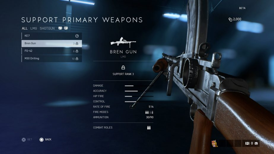 The Bren Gun is an Iconic Entry in the List of Battlefield 5 LMGs