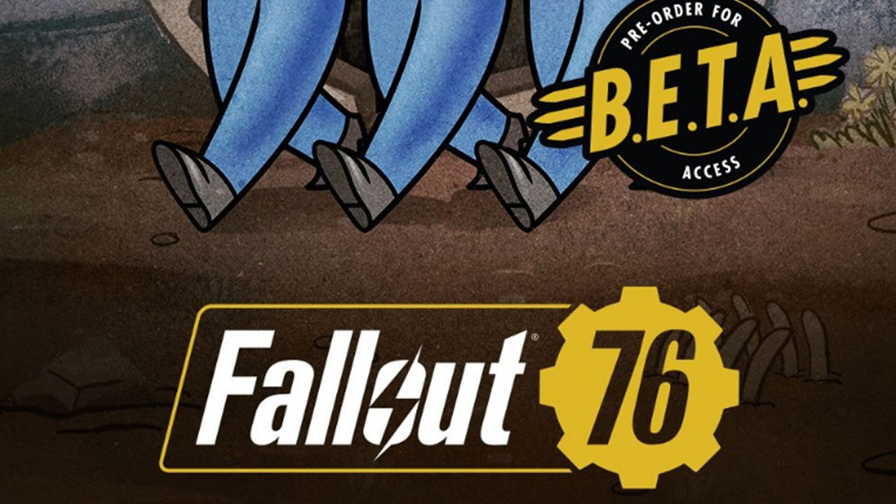 The Fallout 76 BETA Launches Today on PC and PS4