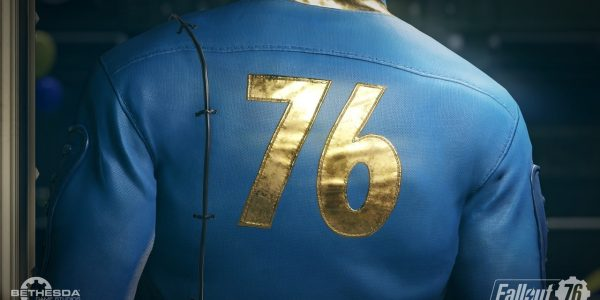 The Fallout 76 Beta Launches Today on Xbox One